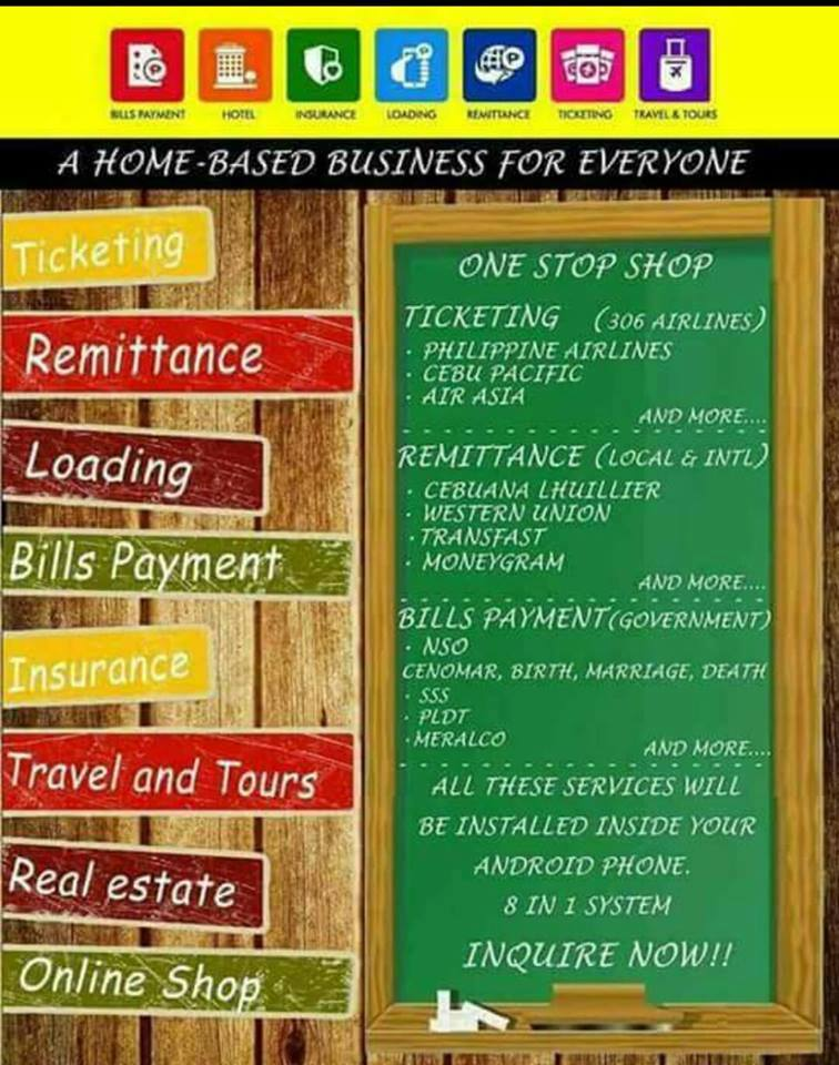 One Stop Shop Business!